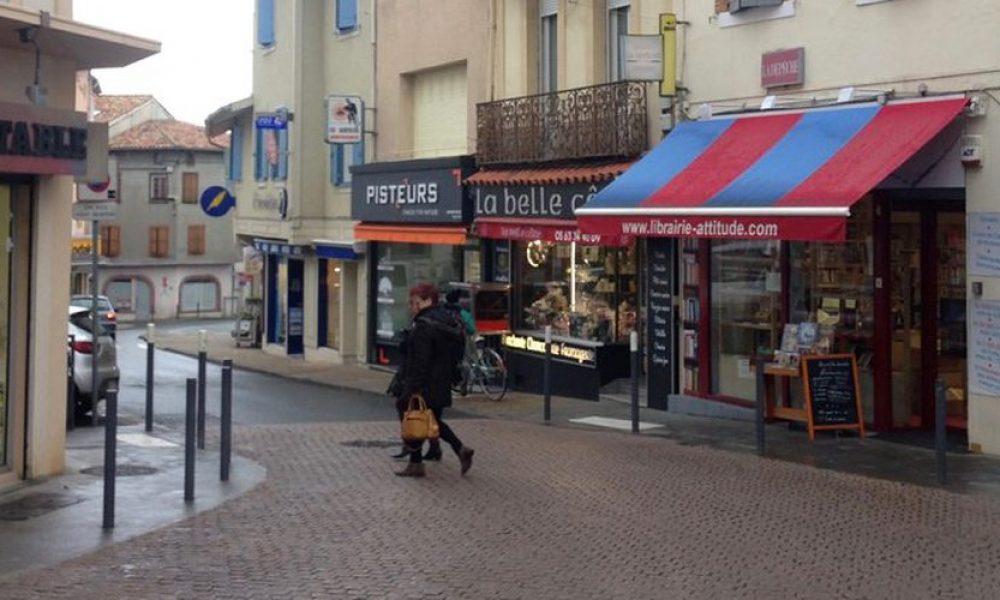Le centre-ville bénéficie de deux dispositifs./Photo DDM, J-C C
