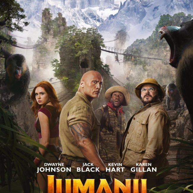 Jumanji : Next Level (2D/3D)