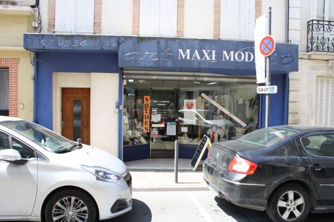 Maxi Mode