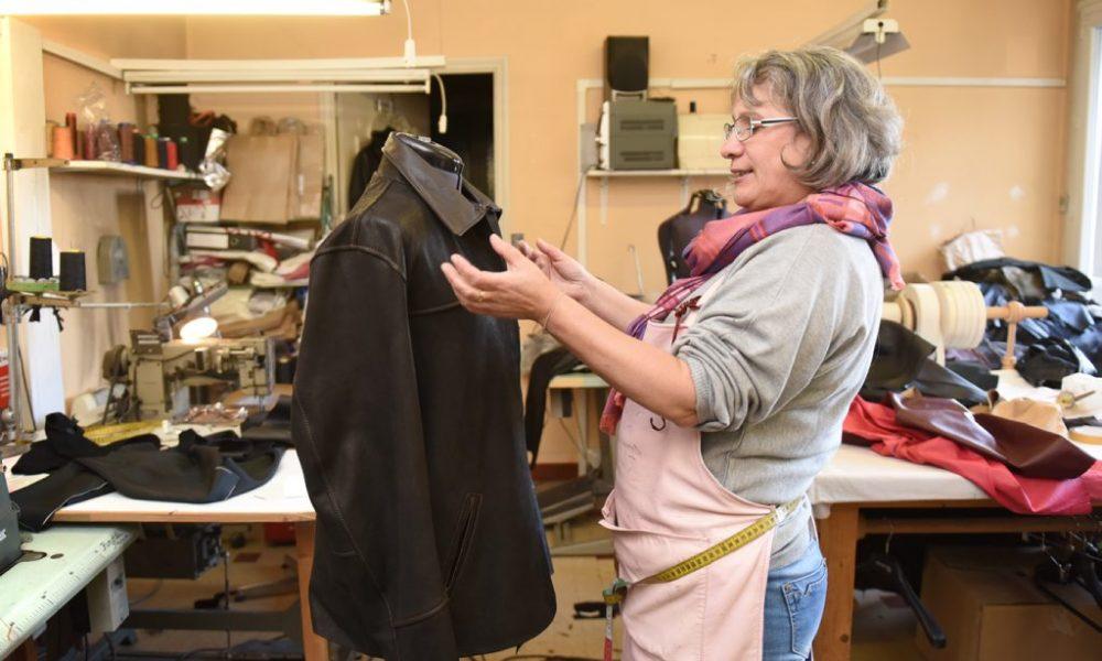 Portes ouvertes : «Les peaux qui viennent de Graulhet, c'est ce qu'il y a de mieux»
