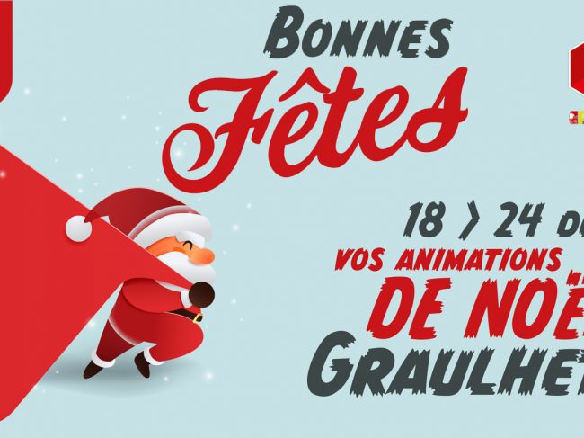 Modification des animations de Noël à Graulhet