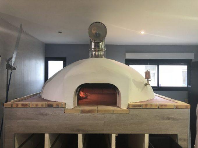 Four à pizza Chez Rio's