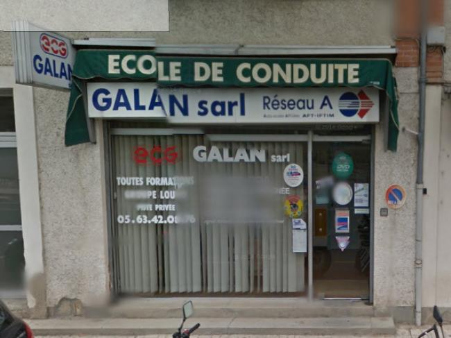 École de conduite Galan