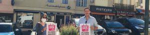 """""""Consommons local"""" : la ville solidaire des commerçants (La Dépêche)"""