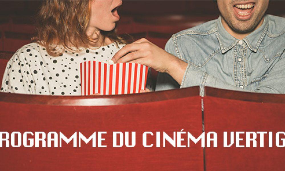 Programme du Cinéma Vertigo