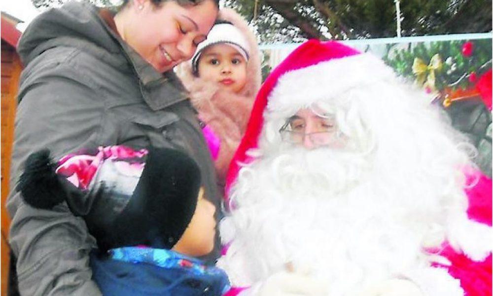 Les commerçants de Parta'G animent la ville et préparent Noël
