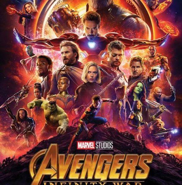 Avengers Infinity War (2D/3D)