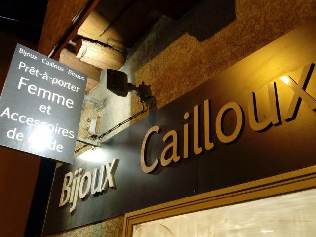 Bijoux Cailloux Bisous