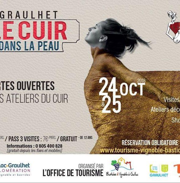 Journées «Graulhet, le cuir dans la peau !»