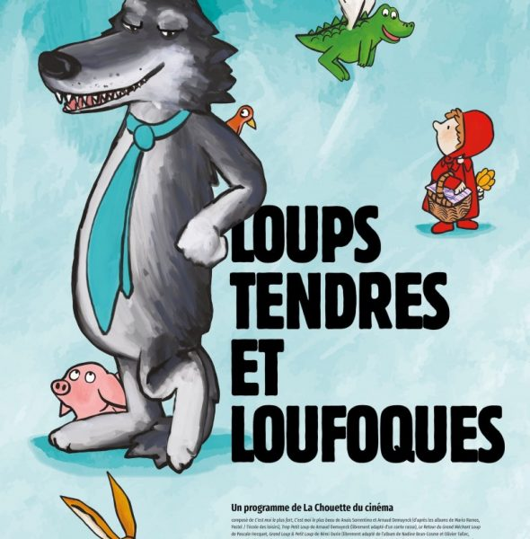"""Loups tendres et loufoques<span class=""""badge-status"""" style=""""background:#010101"""">+ 3 ans</span>&nbsp;"""