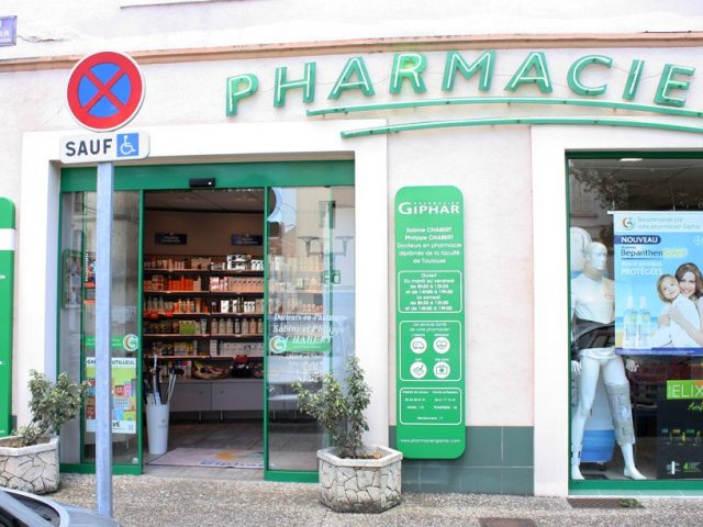 Pharmacie Chabert