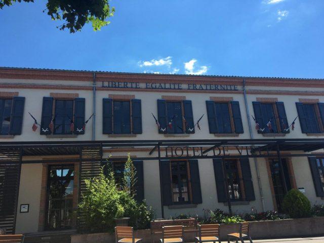 Mairie de Graulhet