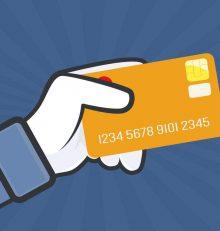 Les boutiques peuvent désormais accepter les paiements sur Facebook…