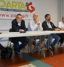 Candidature inattendue à la présidence de Parta'G