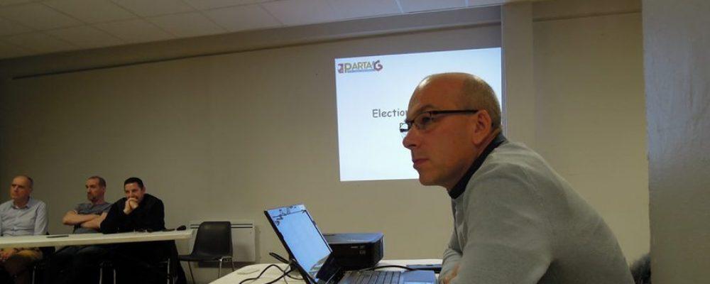 Pascal Roussel reprend la présidence de Parta'G (La Dépêche)