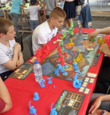 Graulhet: Fête du jeu