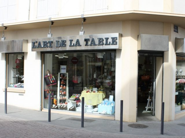 L'Art de la table