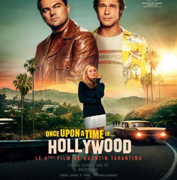 """Once Upon a Time… in Hollywood (VF/VOST)<span class=""""badge-status"""" style=""""background:#010101"""">+ 12 ans</span>&nbsp;"""