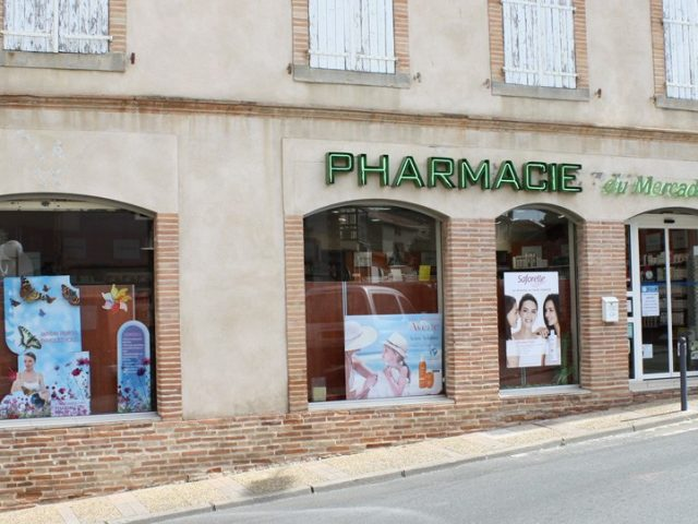 Pharmacie du Mercadial