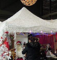 Le Petit Train du Père Noël est lancé (La Dépêche)