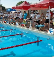 Graulhet : Meeting de natation