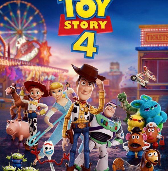Toy Story 4 (2D/3D)